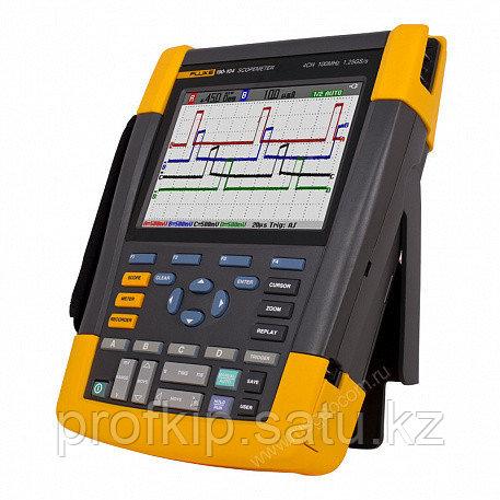 Fluke 190-104/S - 4-х канальный переносной осциллограф (100 МГц) с комплектом SCC290