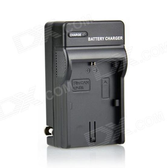 Зарядное устройство DSTE на акк. LP-E6 на Canon EOS EOS 5D/Mark II/5D/Mark III/60D/60Da/7D