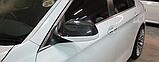 Накладки на зеркала CARBON BMW F10 5 series, фото 3