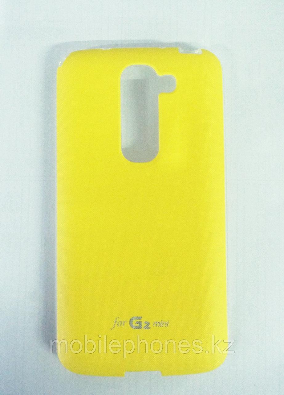 Чехол силикон LG G2 Mini D618