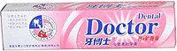 Зубная паста Doktor Отбеливающая Жемчуг