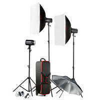 Комплект импульсного света Godox 480W, фото 1