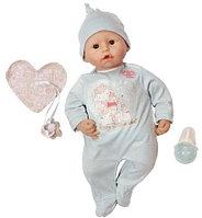 Кукла-мальчик с мимикой, 46 см,, фото 1