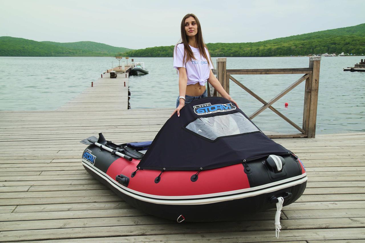 Лодка ПВХ Stormline Adventure Extra 530