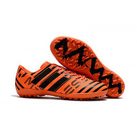 Бутсы футбольные Adidas Nemeziz Messi Tango 17.3 TF SR оранжевые размеры 34-39