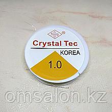 Нить силиконовая прозрачная, 0.6мм, 0.8мм, 1.0мм