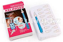 Прибор для чистки ушей Kelinger с 15 дополнительными насадками