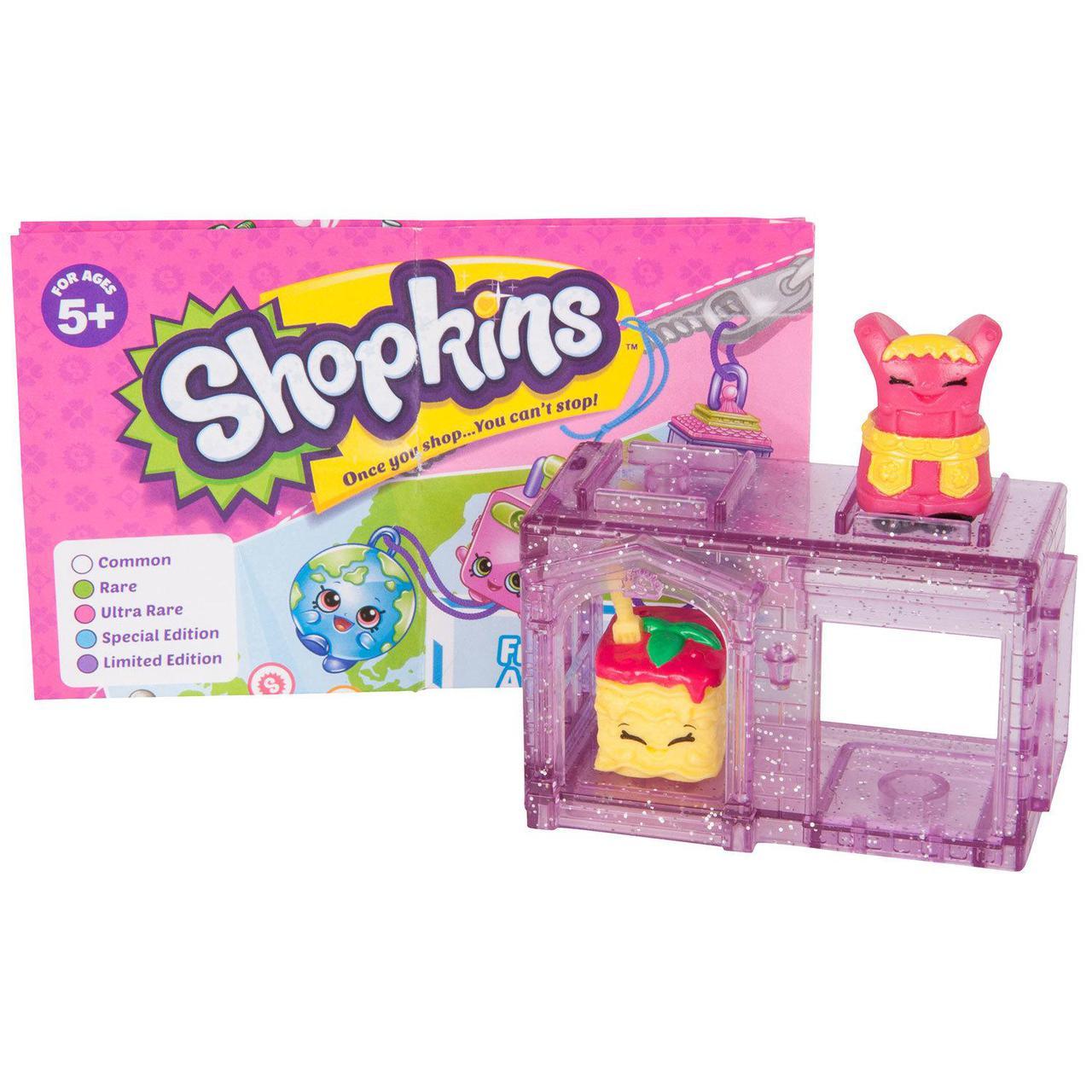 """Shopkins, Шопкинс (8 сезон) """"Европа"""" 2 игрушки в упаковке - фото 4"""