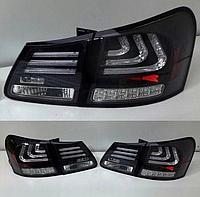 Задние фары на Lexus GS 2006-11 (190) Smoke color, фото 1