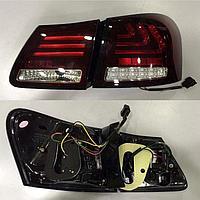 Задние фары на Lexus GS 2006-11 (190) Red color
