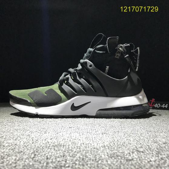 Кроссовки Nike Air Presto  Acronym