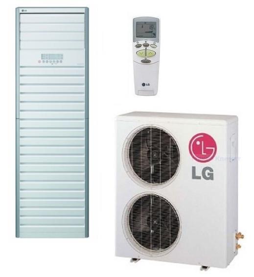 Колонный (напольный) кондиционер LG UP48 (Inverter) - фото 2
