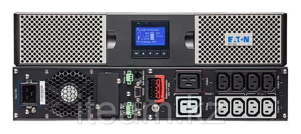 Eaton 9PX 3000i RT3U HotSwap DIN ИБП с двойным преобразованием, мощностью 3000ВА