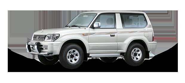 Toyota land cruiser prado 90 / 95`