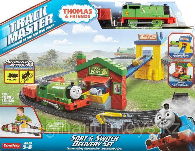 Железная дорога «Томас и друзья» Перси