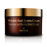 THE SKIN HOUSE Wrinkle Snail System Cream 50 ml, фото 3