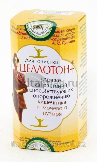 """Драже Для очистки """"Целлотон+"""" измельченный 150 гр"""
