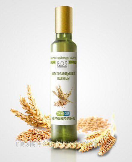 Масло зародышей пшеницы 250мл