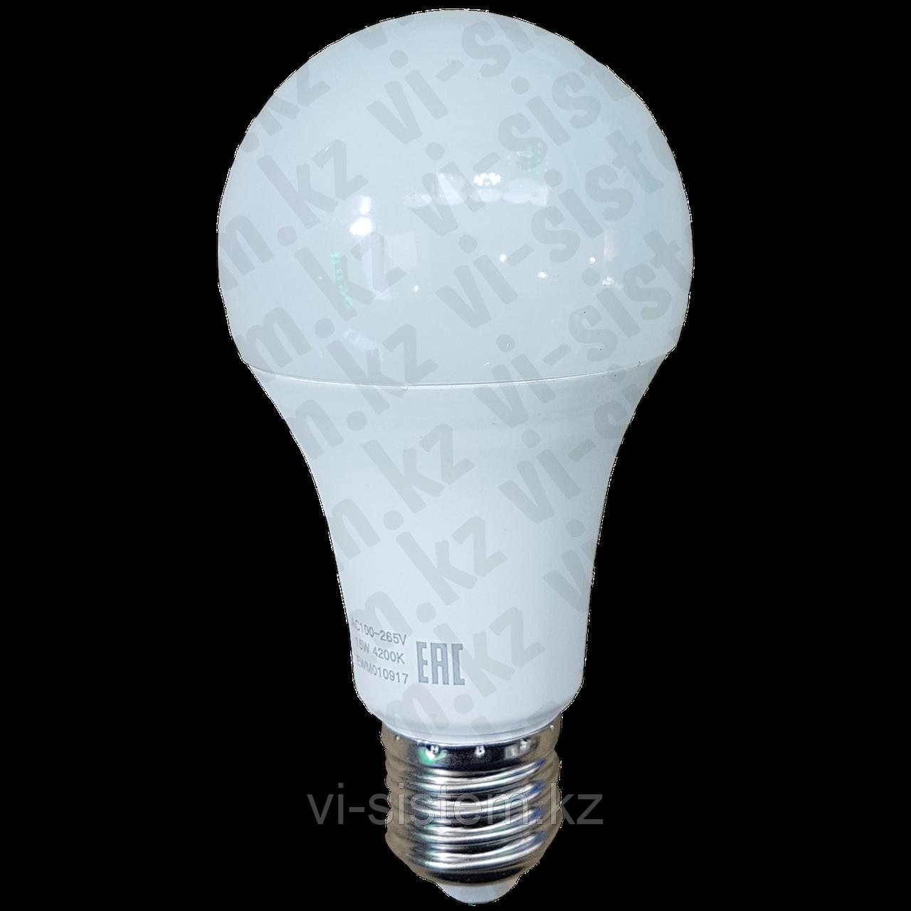 Лампа светодиодная Mlight 15W E27 4200k
