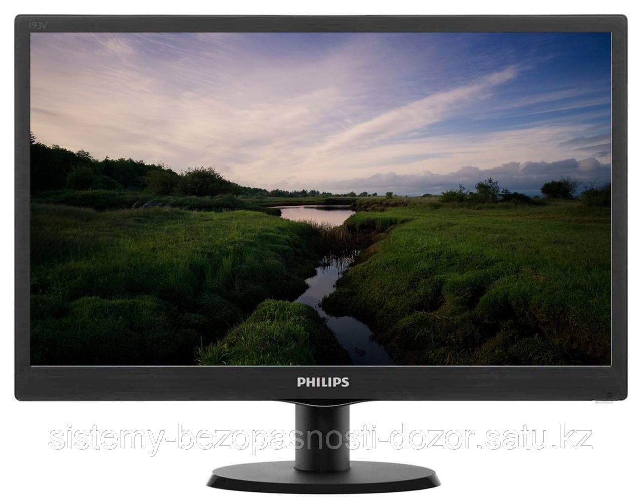 """Монитор 18.5"""" PHILIPS 193V5LSB2/62"""