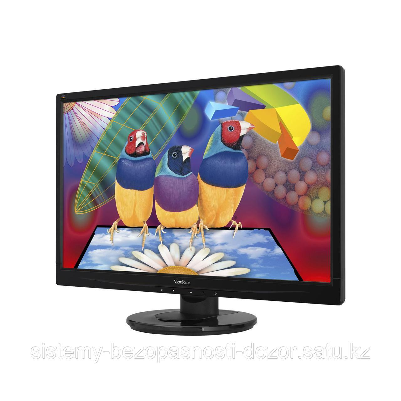 """Монитор 19.5"""" ViewSonic VA2046A-LED Black"""