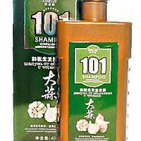 101 Oumile- Шампунь от облысения с чесноком