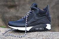 Зимние кроссовки Nike Air Max 90 Winter Sneakerboot Ice