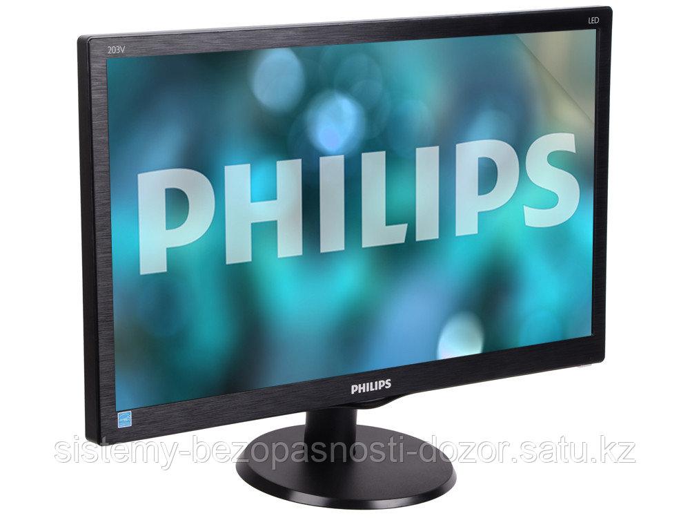 """Монитор 19.5"""" PHILIPS 203V5LSB26/62"""