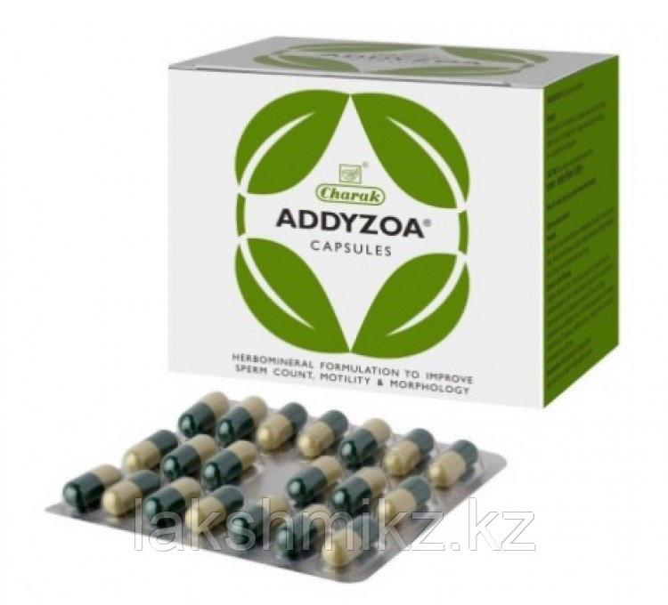 Аддизоа ADDYZOA Charak - лечение мужского бесплодия