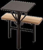 Кованные лавочки, столы