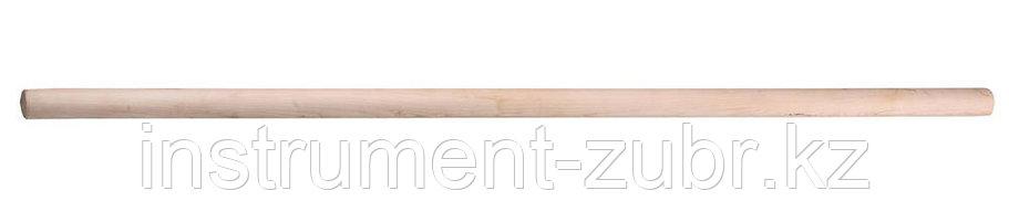 Черенок для лопат 1 сорт, сухой, шлифованный, 1,3м                                                                                                    , фото 2