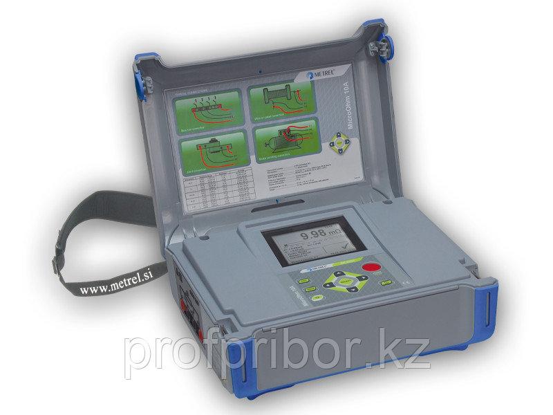 Микроомметр Metrel MI 3250 MicroOhm 10A