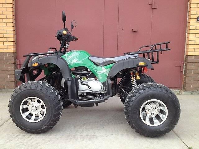 Квадроцикл Grizzly 200 Автомат