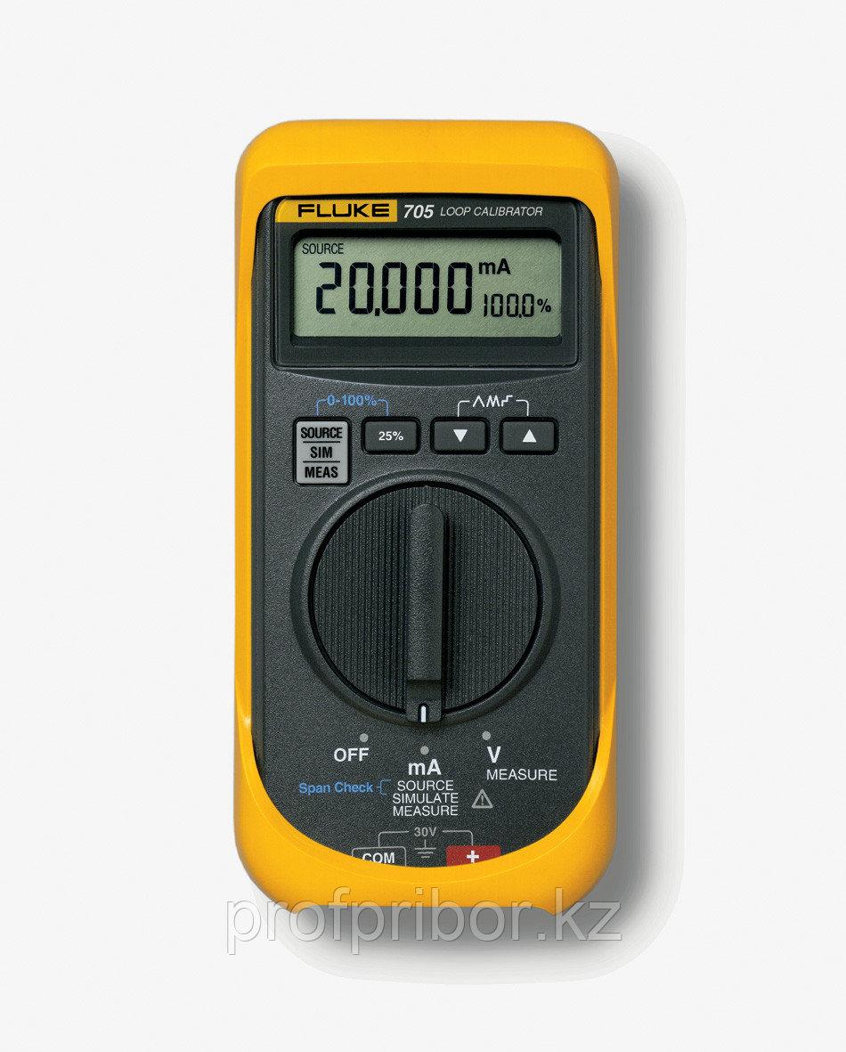 Калибратор тока Fluke 705