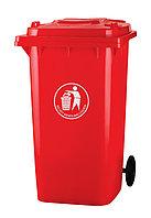 Мусорный контейнер пластиковый 360L купить в Алматы