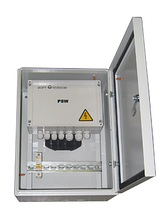 Компактный уличный шкаф TFortis CrossBox-1