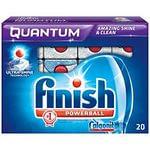 Таблетки Finish (Финиш) для посудомоечной машины 20 шт