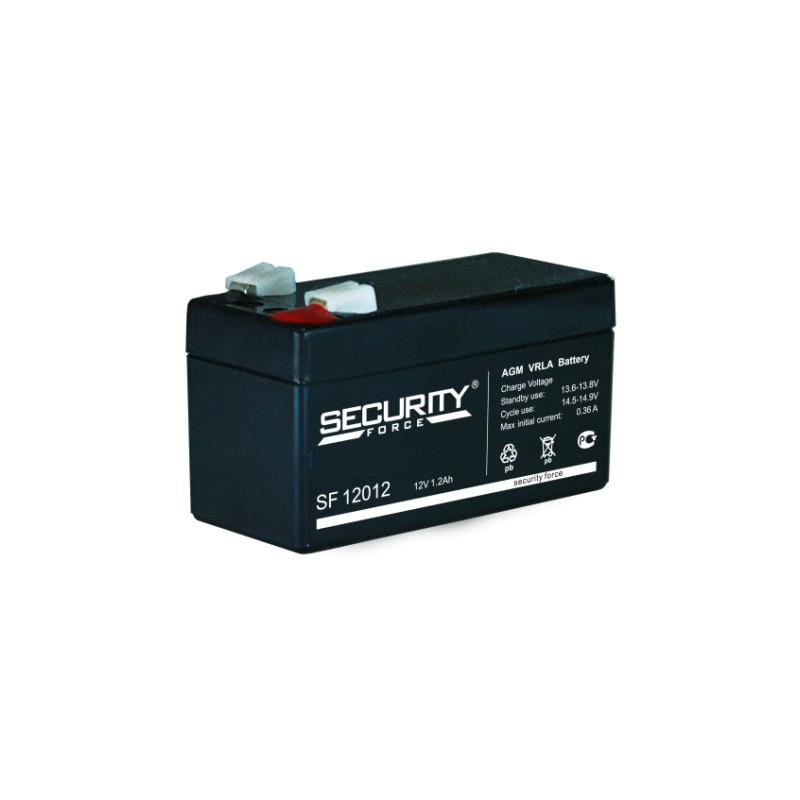 Аккумуляторная батарея 12В 1,2А/ч