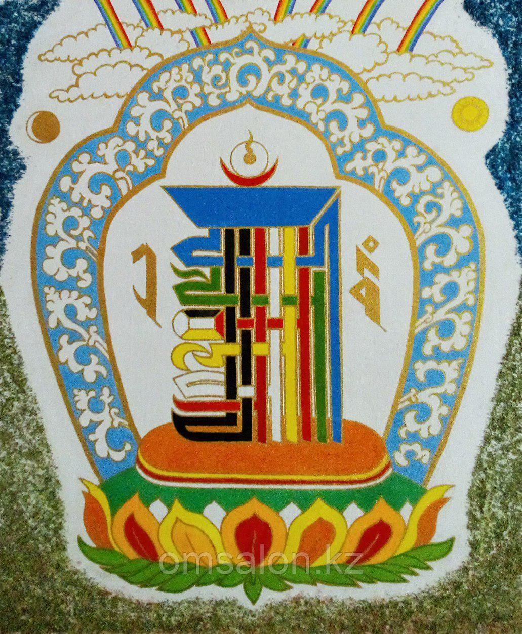 Картина «Монограмма Калачакры»