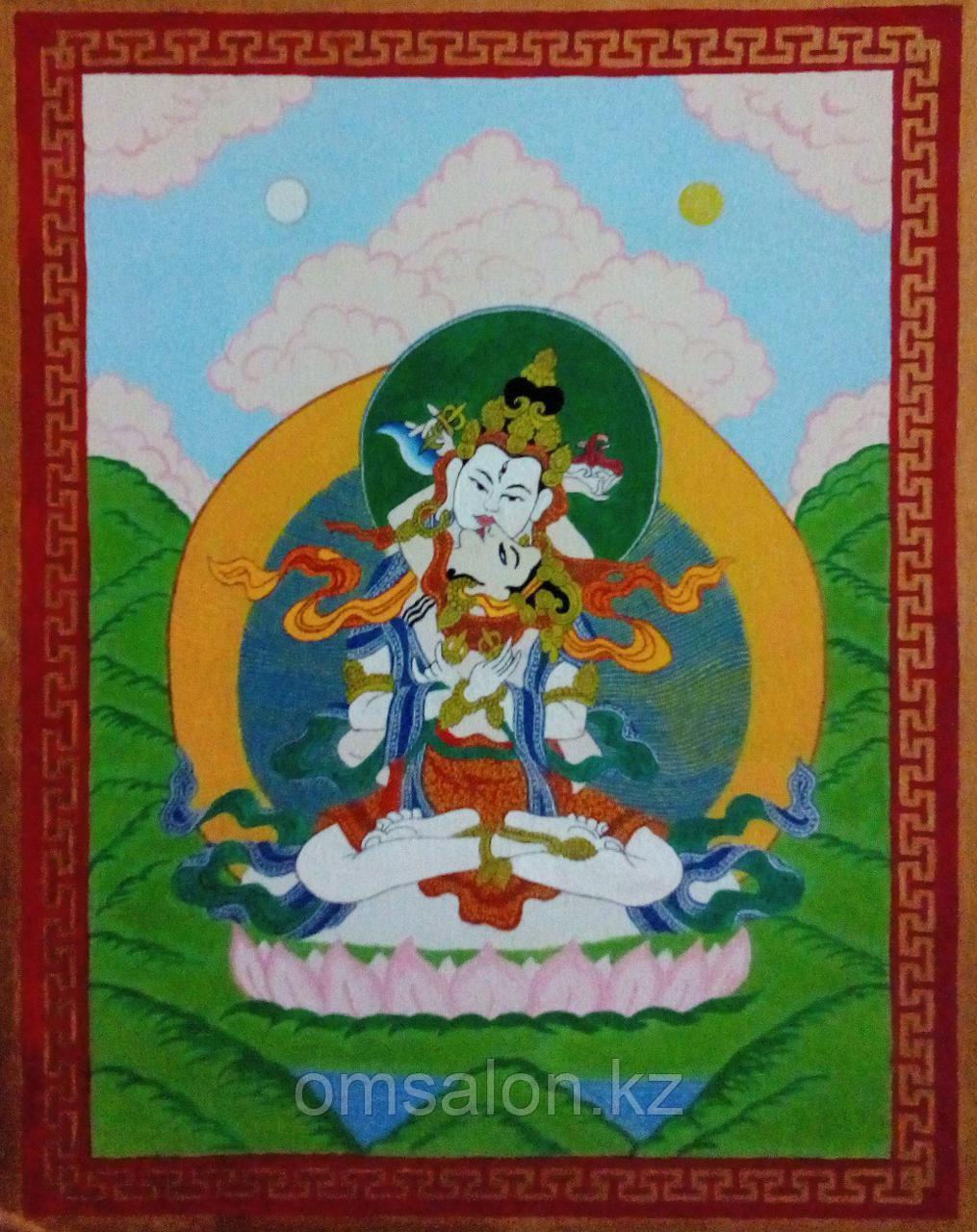 Картина «Яб-Юм»