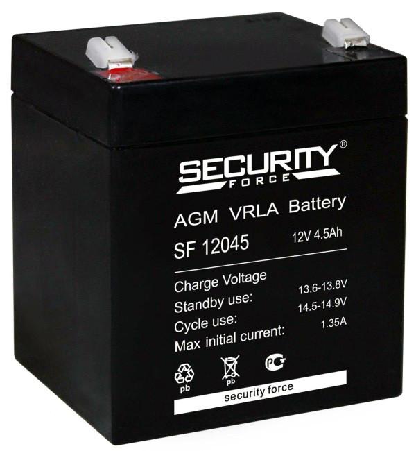 Аккумуляторная батарея 12В 4.5А/ч