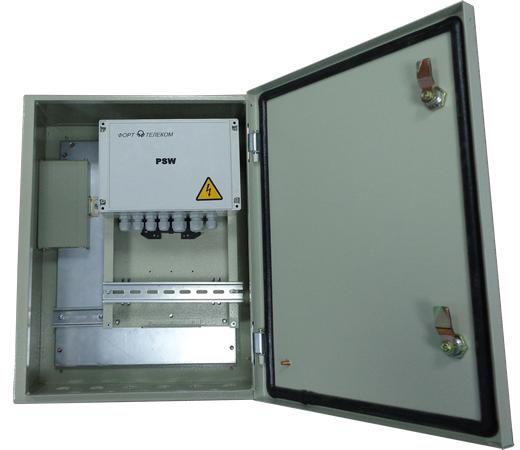 Компактный уличный шкаф TFortis CrossBox-2