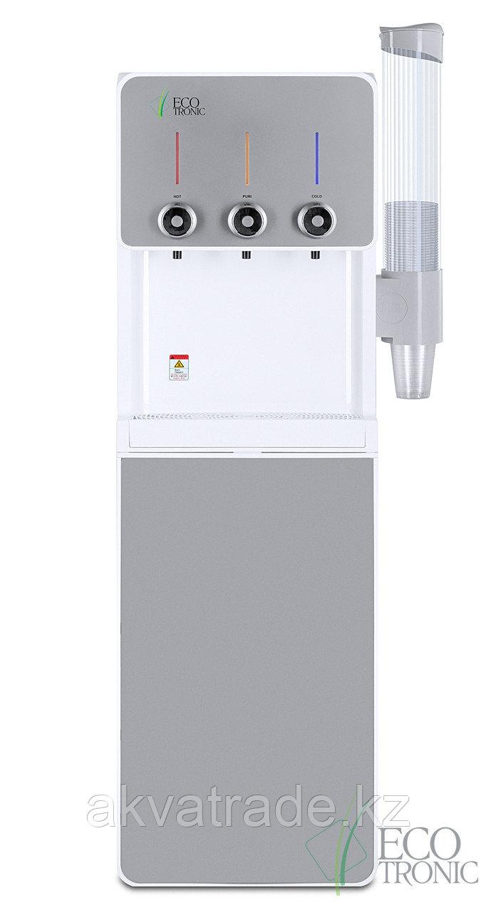Пурифайер Ecotronic V19-U4L white+silver с ультрафильтрацией