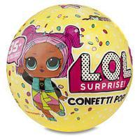Куклы ЛОЛ Сюрприз L.O.L. Surprise! Серия 3: Confetti Pop Куклы ЛОЛ с конфетти, фото 1