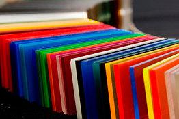 Лист Plexiglas XT  2.05*3.05m Молочное 8 mm
