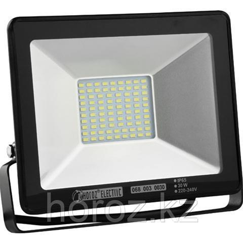 Светодиодный прожектор 30W 6400K