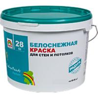 "Краска в/э супербелая ""Белоснежная"" 1,3 кг. //РАДУГА-28"