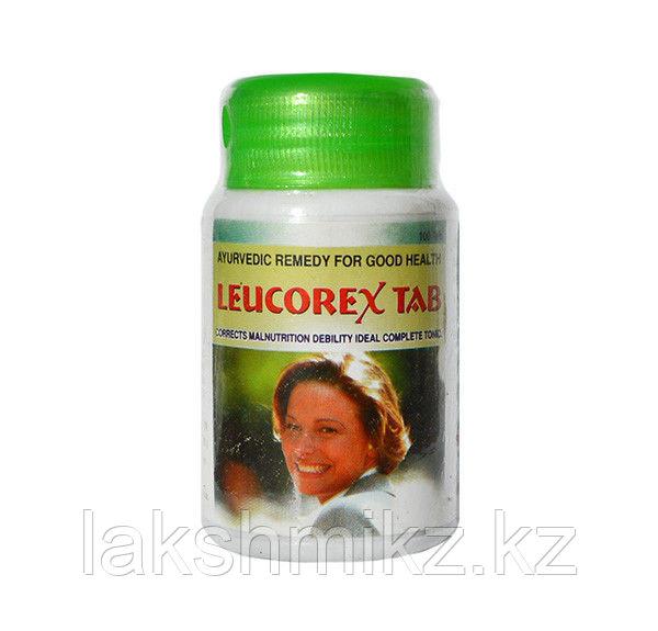 Leucorex Tab, Shri Ganga, Леукорекс Таб, Шри Ганга, 100 таб.