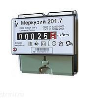 Счетчики электроэнергии Меркурий 201.7