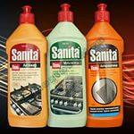 Чистящее средство Sanita (Санита) антижир гель 500 мл